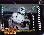 "Laurie Goode ""STAR WARS"" 10""x 8"" Genuine signed autograph COA 11460"